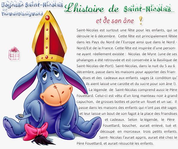 Bonne fête de Saint-Nicolas !
