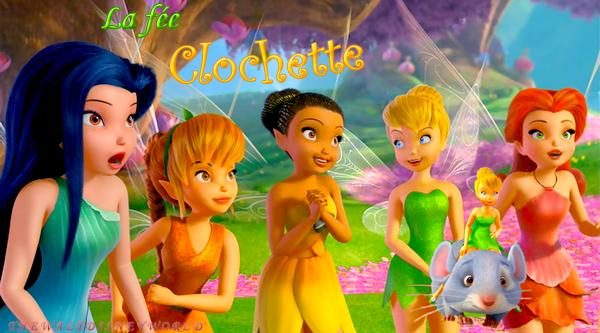 Fiche Film : La fée Clochette (2008).