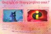 Sondage : Préférez-vous les anciens ou les nouveaux Disney ?