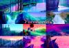 Les paysages Disney : Les paysages de février 2012 ; Pocahontas.