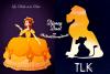 Disney Duel : Belle ; La Belle et la Bête / Kovu ; Le Roi Lion 2.