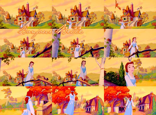 Scène coup de ♥ : Bonjour Belle.