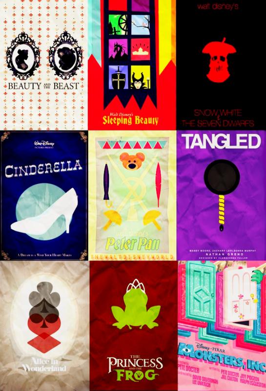 Fiche Thème : Affiche Vintage. ~ Laquelle est votre favorite ?