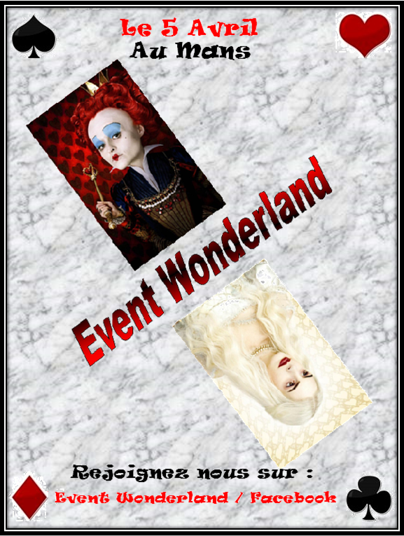 Event Wonderland