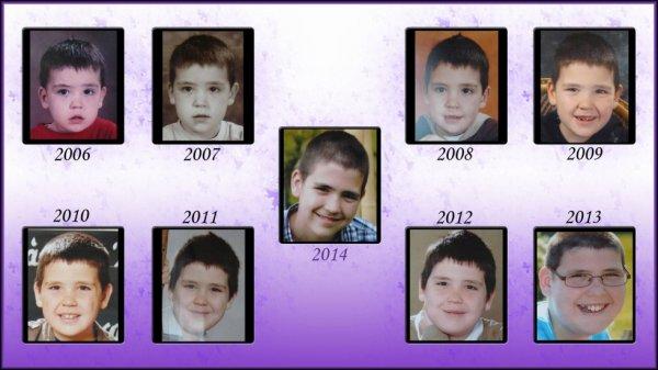 Cédric de 2006 à 2014