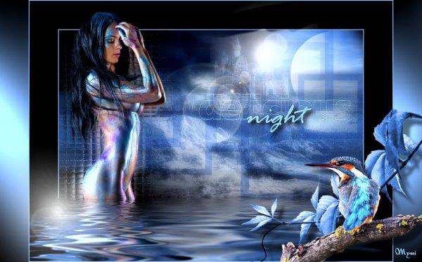 DELICIOUS NIGHT