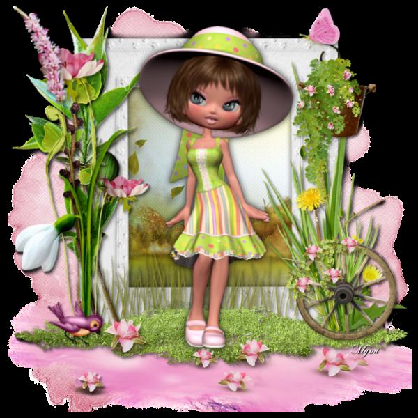 LITTLE ANNA GARDEN