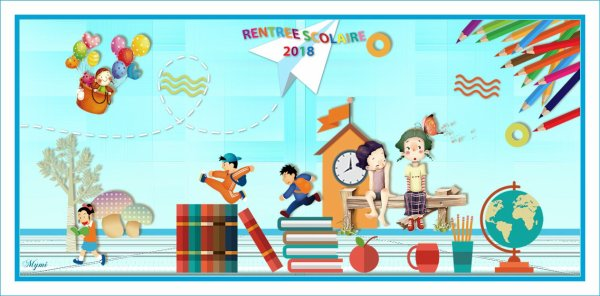 RENTREE SCOLAIRE PROJET 2