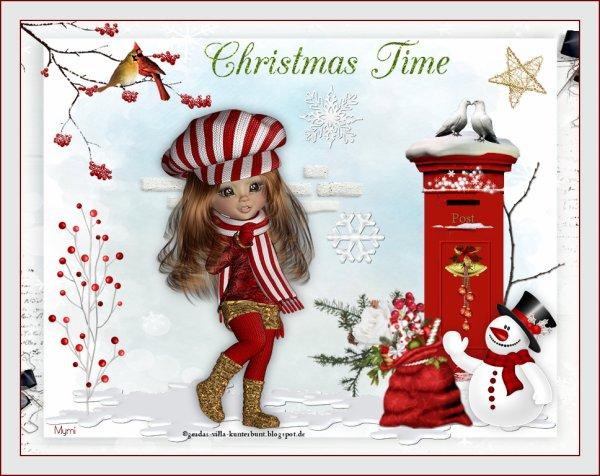 TAG CHRISTMAS TIME