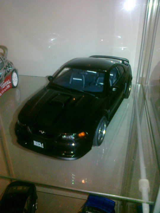 ma ford mustang mach 1 A VENDRE