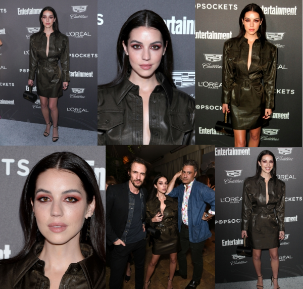 « Entertainment Weekly Pre-SAG Party » - Los Angeles, 2019 january 29th. -