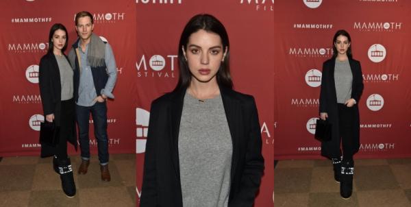 « Mammoth Film Festival on » - Mammoth Lakes, 2019 february 11th. -