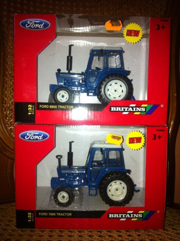 Ford 6600 et 7600