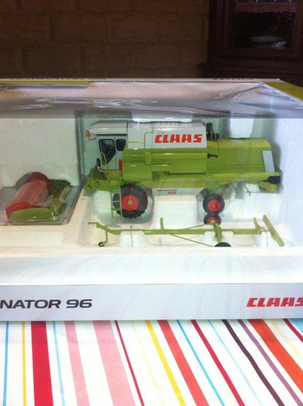 Claas dominator 96