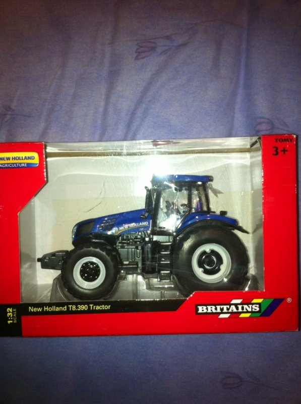 Newholland t8.390
