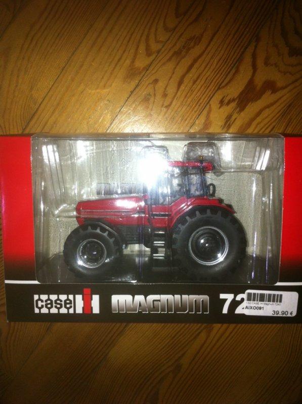 Case ih magnum 7240