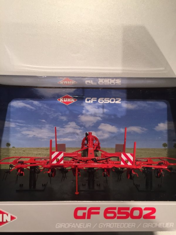 Faneur kuhn gf 6502