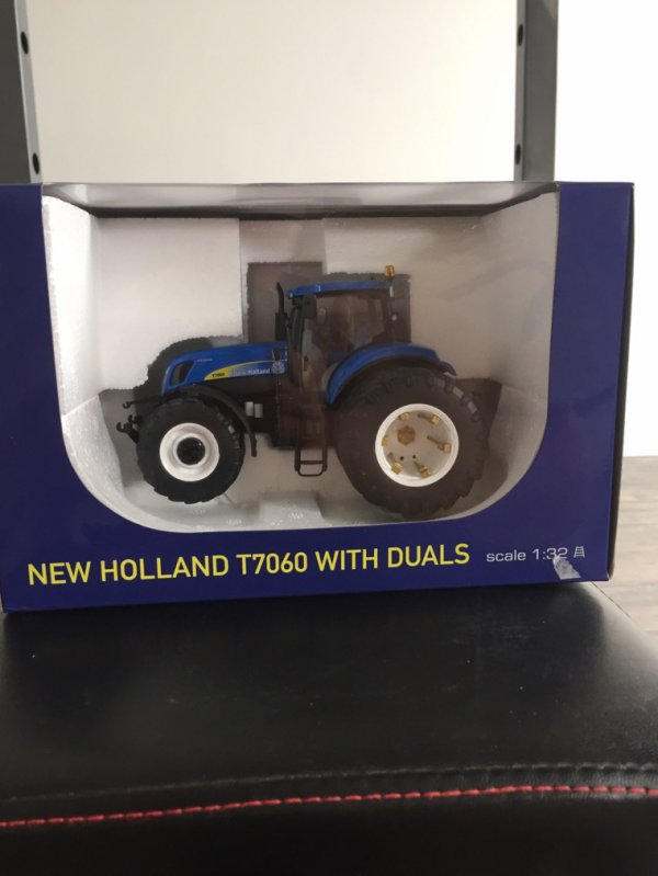 Newholland T7060