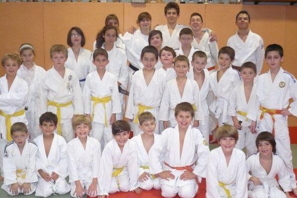 Stage Judo au club du 5, 6 et 7 Novembre 2012 !!!