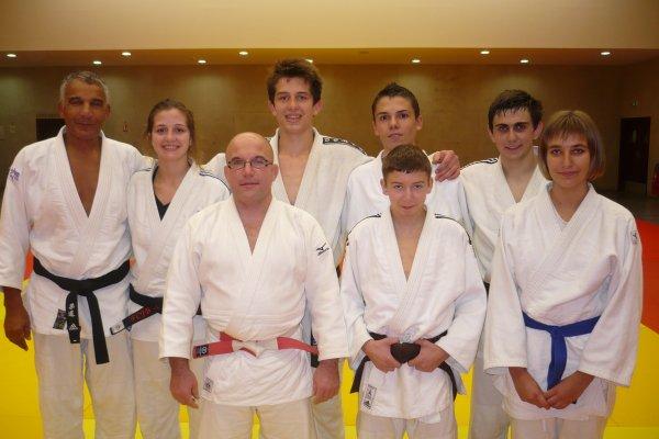CPS départemental avec M Philippe THOMAS 6ème DAN