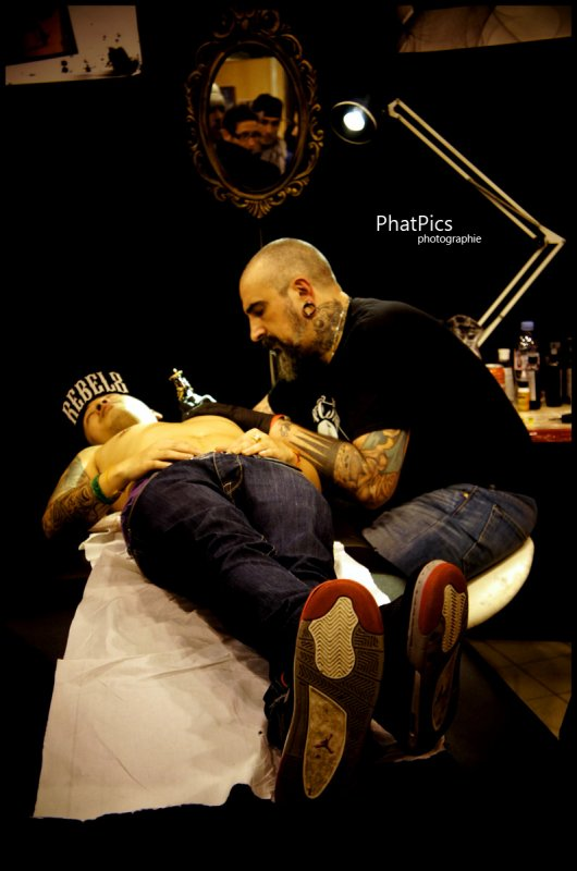 Convention du tatouage - Toulouse