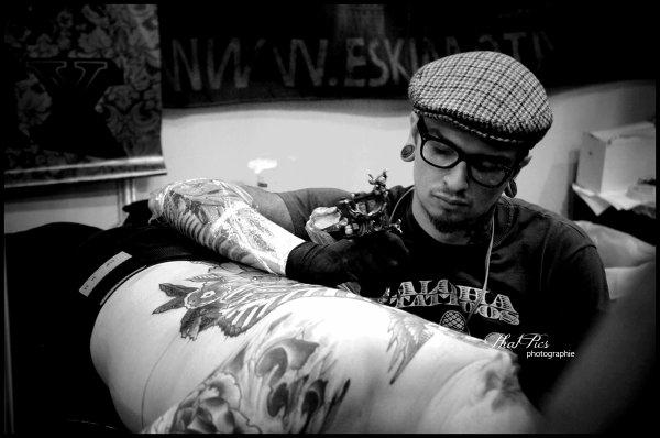 Convention du tatouage - Toulouse