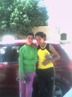 mé and my friend a wajda (fassiyat)