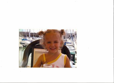 ma fille loredana qui aura 9 ans le 5 septembre
