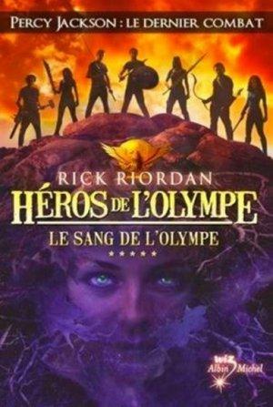 Rick RIORDAN - Le sang de l'Olympe