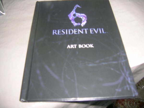 Resident Evil 6 Edition Collector