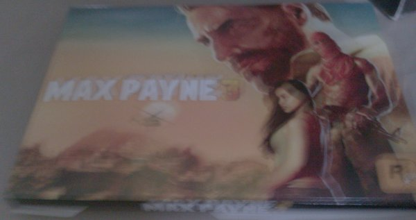 Max Payne 3 collector