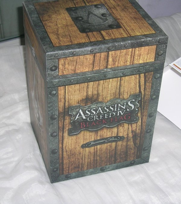 assassin's creed iv black flag edition buccaneer