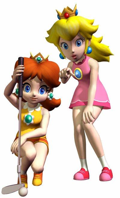 Test: Vous êtes plus Peach ou Daisy?