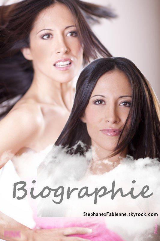 ● Biographie sur Fabienne Carat ♥ ●
