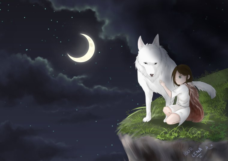 Hija de la luna ☾
