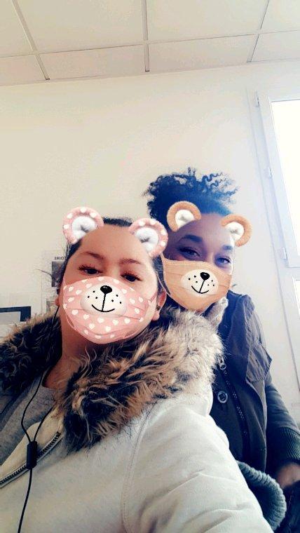 Moi avec ma.soeur de coeur❤❤❤