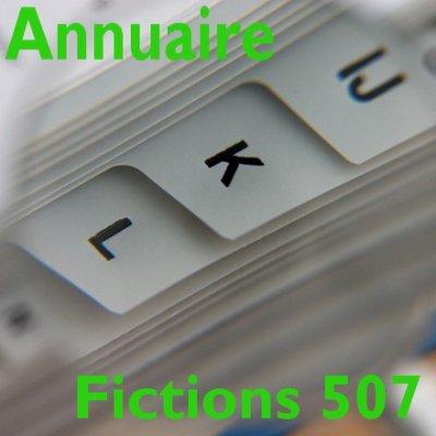 Bienvenue sur Annuaire-Fictions507