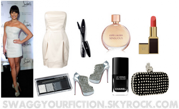 N°62 : Inspired By Lea Michele