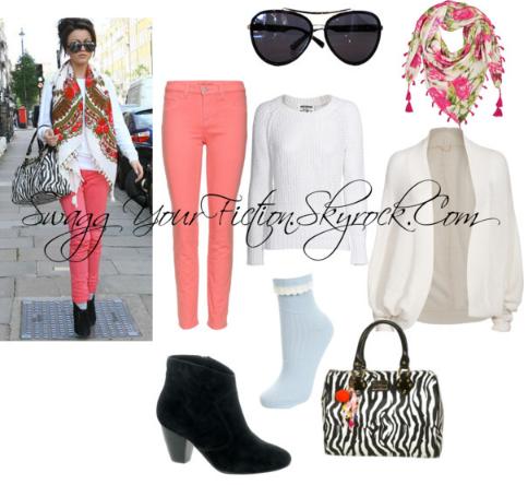 N°142 : Inspired By Cher Lloyd