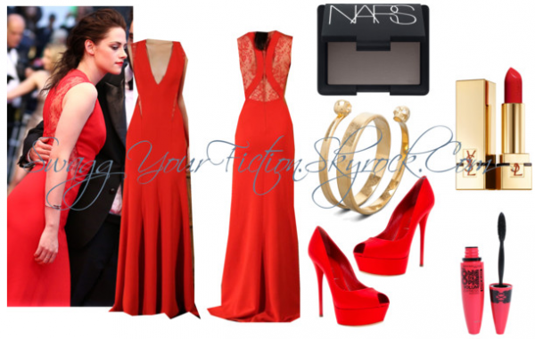 N°207 : Cannes ---> Kristen Stewart à la montée de Cosmopolis