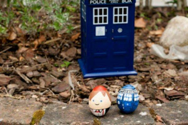 Doctor who -pâques