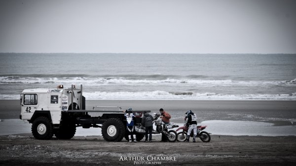 Enduro Touquet 2012
