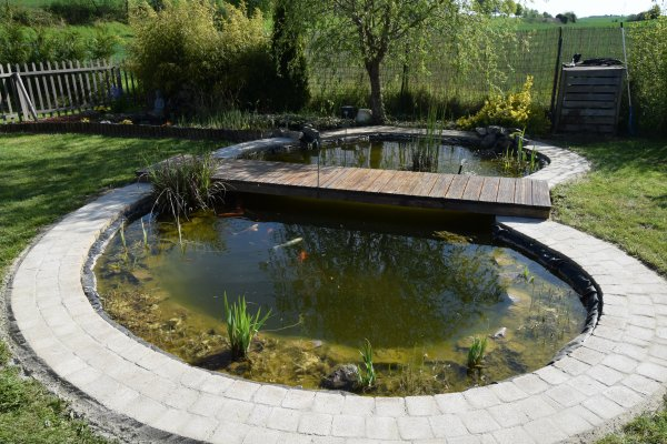 vue d'ensemble,bassin et lagune