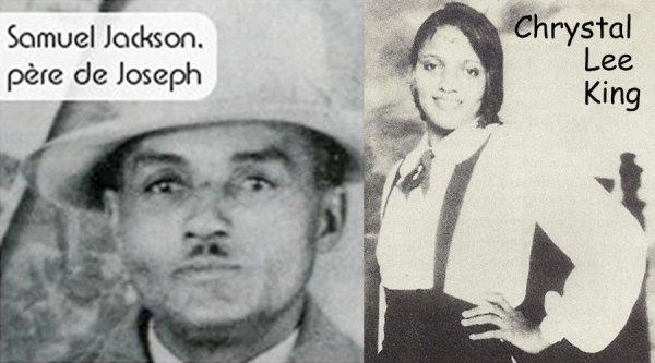 Samuel and Chrystal Lee King Jackson