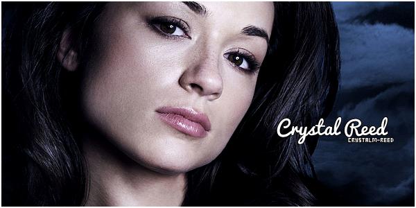 Ton blog bazard sur la magnifique Crystal Marie Reed !