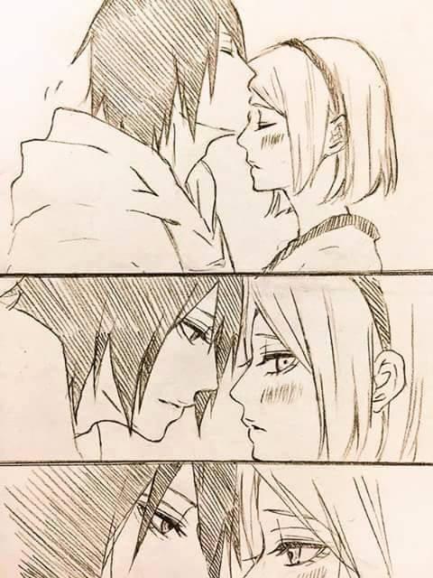 Concours Naruto n° 2 : SasuSaku !