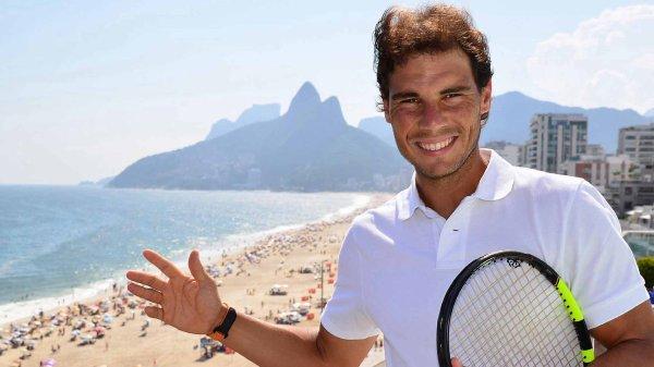 Rafa à Rio ???
