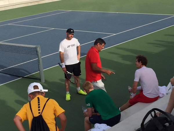 Murray chez Nadal !