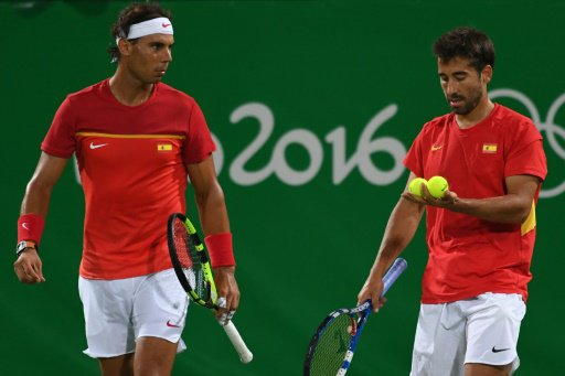 Nadal-Lopez écartent Del Potro-Gonzales !