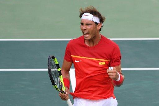 Rio 2016 - Nadal vs Seppi
